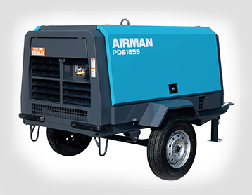 Diesel Engine Driven Mobile Compressors